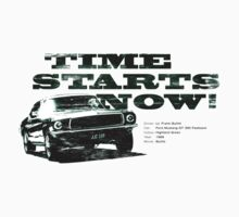 Time starts now! by Mark Will