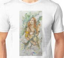 Tryptich The three Norns - Skuld Unisex T-Shirt
