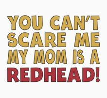 My Mom Is A Redhead Kids Clothes
