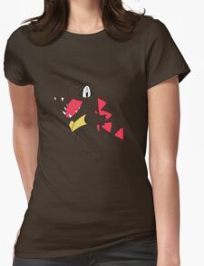 Totodile Womens Fitted T-Shirt