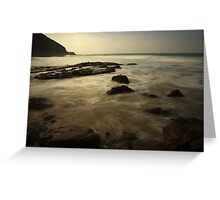 Great Ocean Road IV Greeting Card