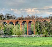 Darenth Viaduct by Kim Slater