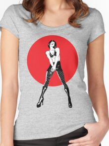 In The Spotlight Women's Fitted Scoop T-Shirt