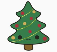 Cute Christmas tree Kids Clothes
