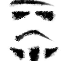 Star Wars Stormtrooper Painting by knollgilbert