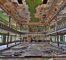 Old theatre in Germany by strok