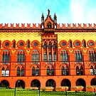Templeton Carpet Factory ~ Glasgow Green by ©The Creative  Minds
