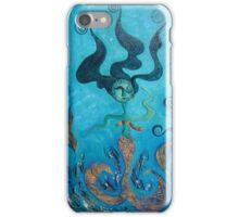 Swishing Tails iPhone Case/Skin