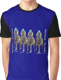 American Pharoah: Grand Slam Graphic T-Shirt