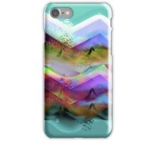 Ocean-Race_21 iPhone Case/Skin