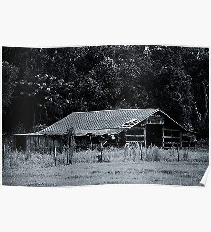 Rustic Barn Poster