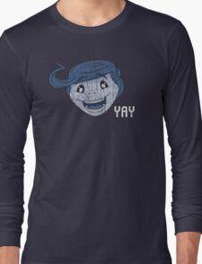 YAY vintage style Long Sleeve T-Shirt