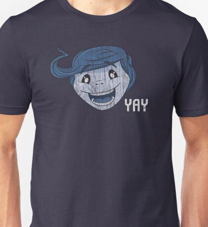 YAY vintage style Unisex T-Shirt