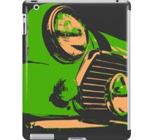 Classic Mini - Green iPad Case/Skin