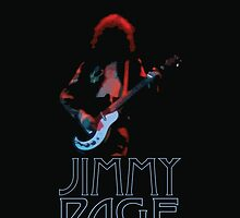 Jimmy Page by shortsleeve