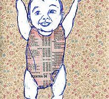 Bundel of joy - girl by Sanne Thijs