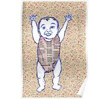 Bundel of joy - girl Poster