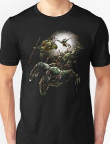 Mean Green Ninjas - TMNT T-Shirt