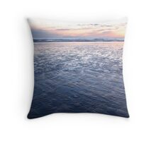LUNDY ISLAND from Westward Ho ! Throw Pillow