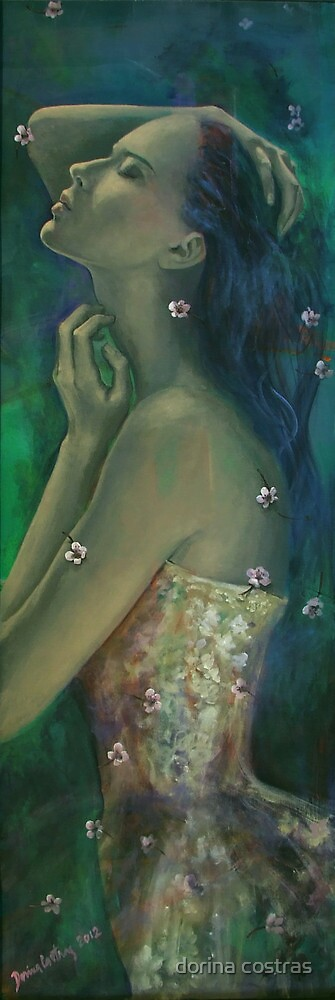 Sometimes I feel so temporary... by dorina costras