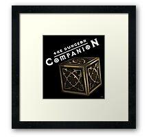 Horadric Companion Cube Framed Print