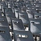 Hard Seating For The Faithful by phil decocco