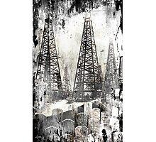 The True Price Of Oil Photographic Print