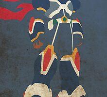 Megaman X by jehuty23