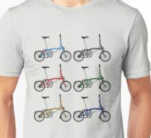 Brompton Bicycle Unisex T-Shirt