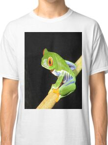 Red Eyed Tree Frog Classic T-Shirt