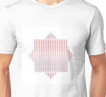 Happy Wobbly Lines I Unisex T-Shirt