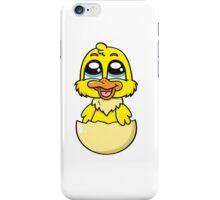 newborn duck iPhone Case/Skin