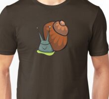 smiling slimy snail T-Shirt