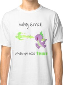 Spike Mail Classic T-Shirt