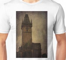Mysterious Tower  Unisex T-Shirt