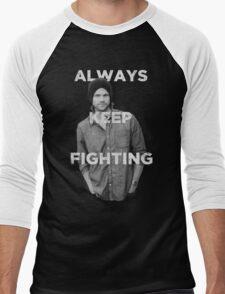 Keep Fighting Men's Baseball ¾ T-Shirt