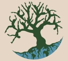 GROW Oxfam Tshirt - Tree of Life T-Shirt