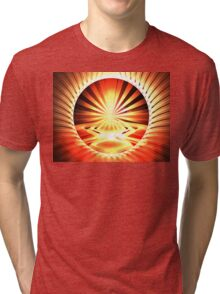 Mars Horizon Tri-blend T-Shirt