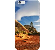 Canyon sunrise at Zion National Park in Utah. iPhone Case/Skin