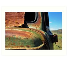 The Russet Age Art Print