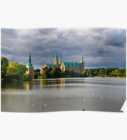 Frederiksborg Slot Poster
