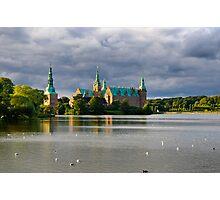 Frederiksborg Slot Photographic Print
