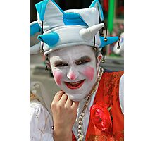 Jester Photographic Print