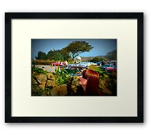 Pure Classic Framed Print