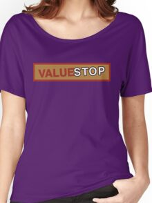 VALUE STOP Women's Relaxed Fit T-Shirt