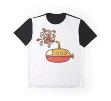 submarine Graphic T-Shirt