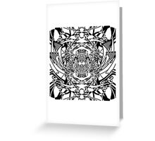Synapse Greeting Card