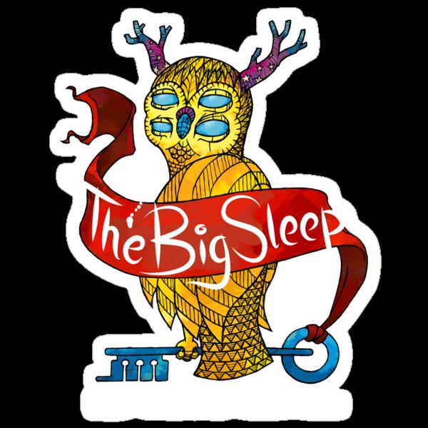 The Big Sleep - SXSW by iamsla