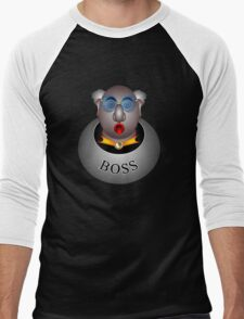 Boss Men's Baseball ¾ T-Shirt