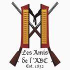 Les Amis de l'ABC - Enjolras Vest Crest by freakedoutgeek
